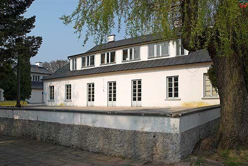 _W060472 Stara Poczta, obecnie Szkoła Muzyczna w Augustowie