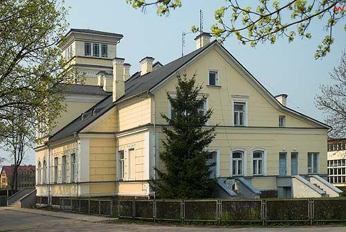 _W060481 eklektyczny pałac w Augustowie