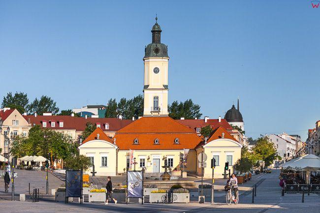 Bialystok, Ratusz Miejski - Muzeum Podlasia. EU, PL, Podlaskie.