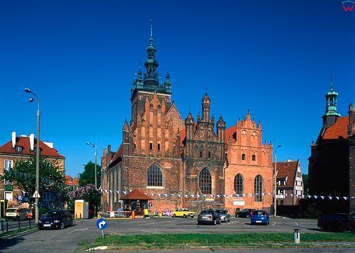 Kościół Katarzyny w Gdańsku