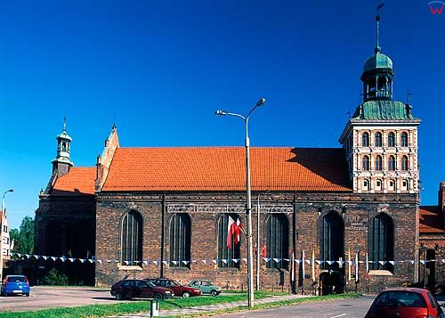 Kościół Brygidy w Gdańsku 050027d polska europa fot. Wojciech Wójcik