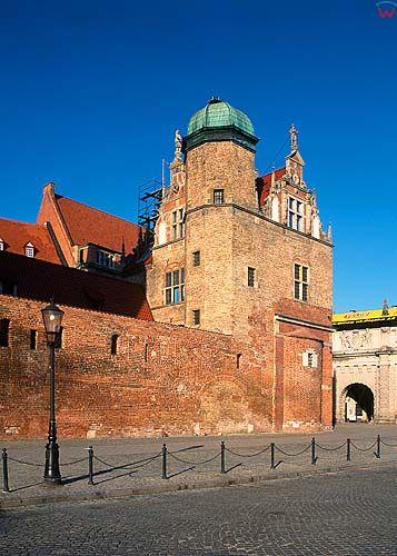 Gdańsk, katownia i wieża więzienna
