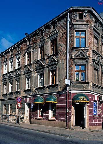 Gdańsk, kamienica