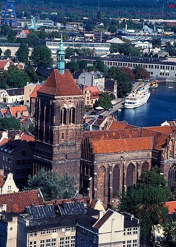 Gdańsk, koścół św. jana