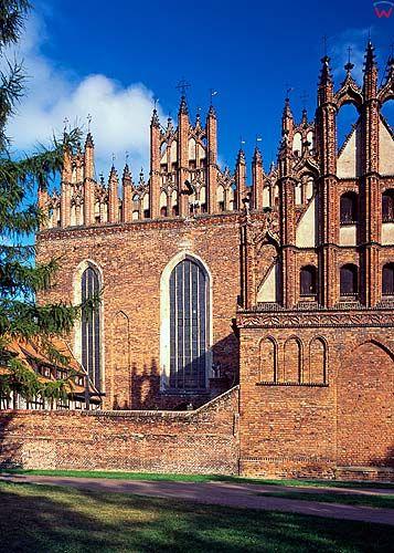 Gdańsk, koścół św. trójcy