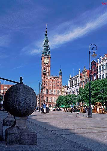 Gdańsk, ratusz głównomiejski