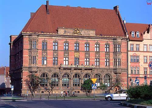 Gdańsk Wały Jagielońskie 050241d polska europa dia 645 fot. Wojciech Wójcik