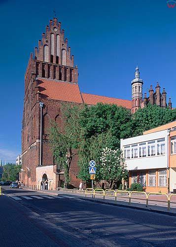 Gdańsk Kościół Piotra i Pawła