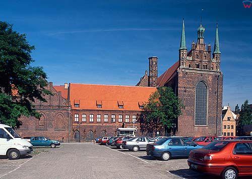 Kościół św. Trójcy w Gdańsku 050271d polska europa dia 645 fot. Wojciech Wójcik