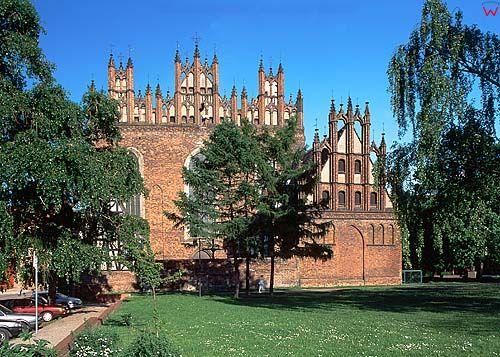 Gdańsk-koścół św. Trójcy 050286d polska europa dia 645 fot. Wojciech Wójcik