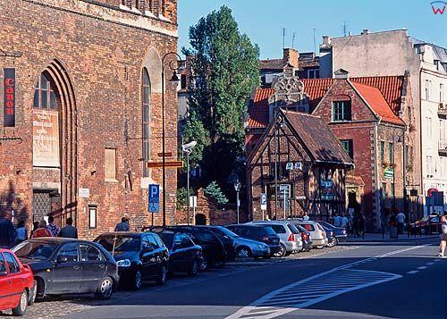 Gdańsk-ulica Podmłyńka 050287d polska europa dia 645 fot. Wojciech Wójcik