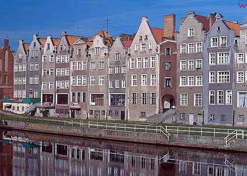 Gdańsk-Długie Pobrzeże 050294d polska europa dia 645 fot. Wojciech Wójcik