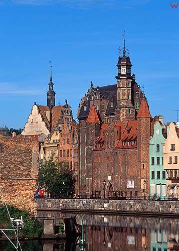 Gdańsk, długie pobrzeże