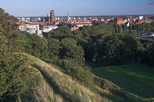 Gdańsk, grodzisko