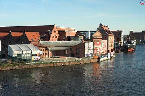 Gdańsk. Wyspa Ołowianka