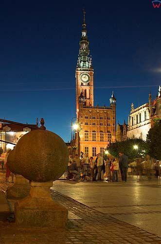 Ratusz Nowomieski w Gdańsku