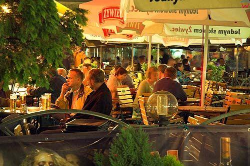 Gdańsk, puby nocne na starówce