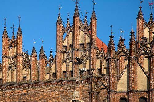 Gdańsk, kościół św. Trójcy