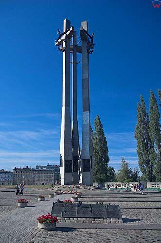 Pomnik Stoczniowców w Gdańsku