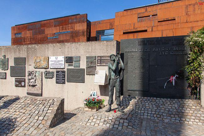 Gdansk, Europejskie Centrum Solidarnosci (ECS). EU, PL, Pomorskie.