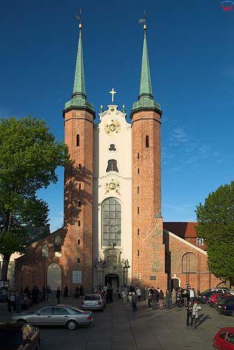 _W060701 katedra w Gdańsku Oliwie
