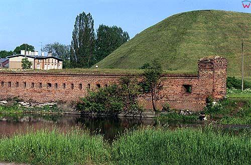 Gdańsk, fortyfikacje miejskie, baston gertrudy