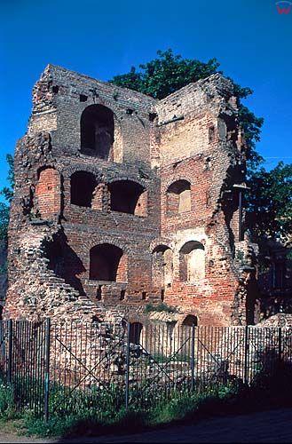 Gdańsk, stare przedmieście