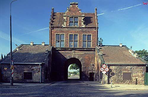 Gdańsk, dolna brama