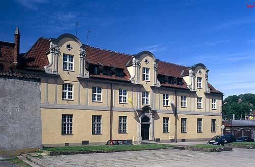 Gdańsk, klasztor św. Elżbiety