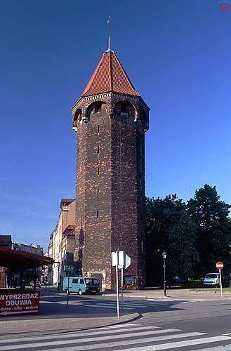Gdańsk, baszta Jacek