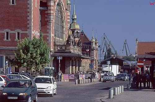 Gdańsk, dworzec