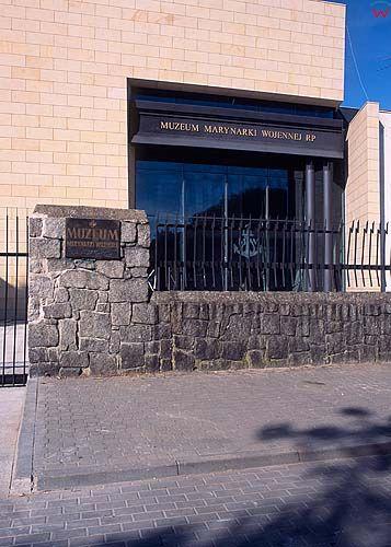 Gdynia, muzeum marynarki wojennej