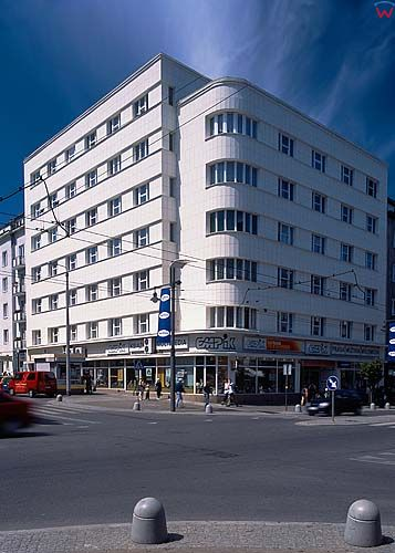 Gdynia, ulica świętojańska