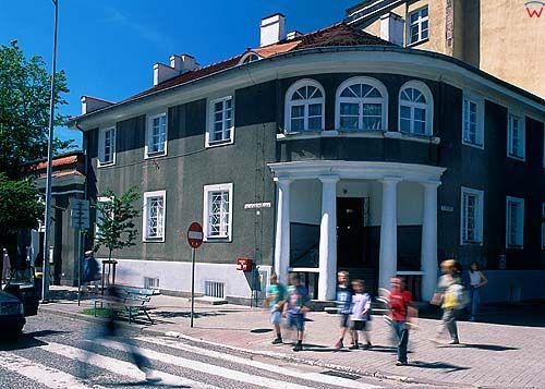 Gdynia klasztor si贸str Mi艂osierdzia