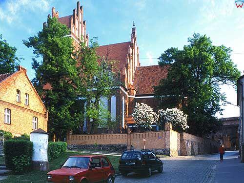Kościół gotycki w Gniewie