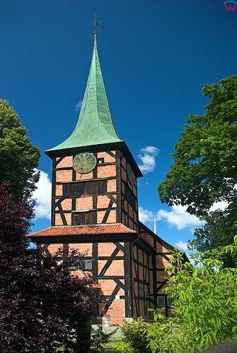 Kościół ryglowy w Stegnie
