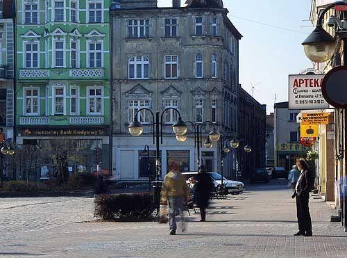 Rynek w Tczewie