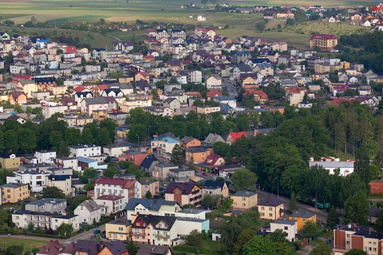 Wladyslawowo. EU, PL, Pomorskie, Lotnicze.