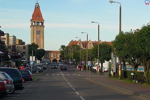Pomorskie. Centrum Wladyslawowa, Dom Rybaka.
