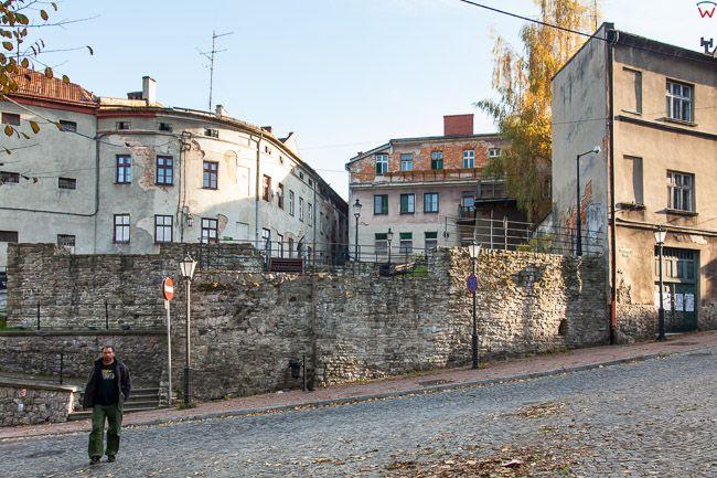 Bielsko - Biala, okolica ulicy Warynskiego i Orkana. EU, PL, Slaskie.