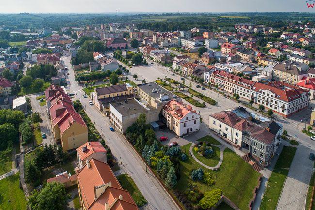 Opatow, Plac Obroncow Pokoju - Rynek