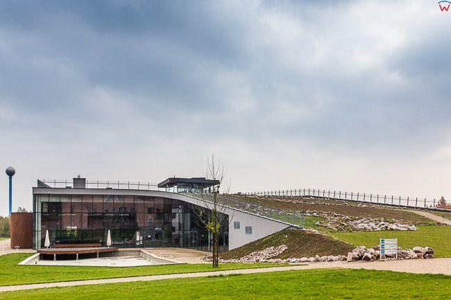 Podzamcze Checinskie, Regionalne Centrum Naukowo Technologiczne. EU, Pl, Swietokrzyskie.