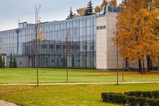 Podzamcze Checinskie, Regionalne Centrum Naukowo Technologiczne z BOS. EU, Pl, Swietokrzyskie.