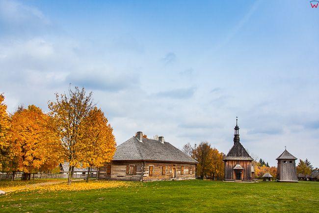 Tokarnia, Muzeum Wsi Kieleckiej - Park Etnograficzny. EU, Pl, Swietokrzyskie.