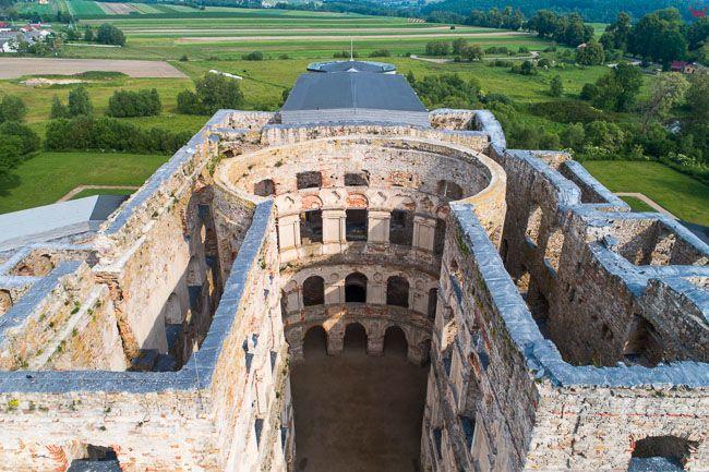 Ujazd, Zamek Krzyztopor