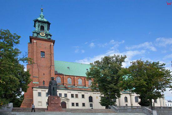Katedra w Gnieznie. EU, Pl, Wielkopolskie.