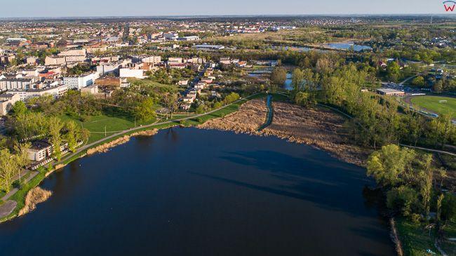 Gniezno, jezioro Jelonek