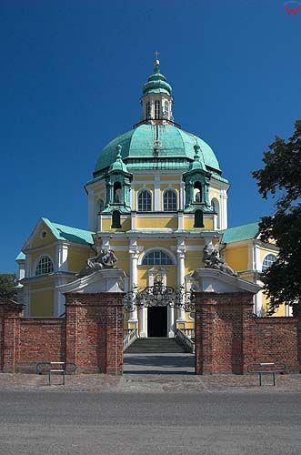 050782 fot. Wojciech Wójcik wielkopolska Gostyń gostyn klasztor filipinow