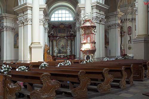 050787 fot. Wojciech Wójcik wielkopolska Gostyń gostyn klasztor filipinow