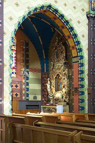 Konin, kościół parafialny